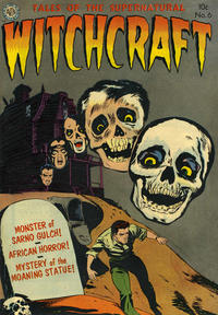 Cover Thumbnail for Witchcraft (Avon, 1952 series) #6