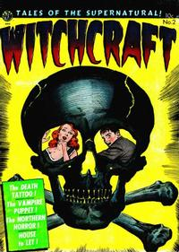 Cover Thumbnail for Witchcraft (Avon, 1952 series) #2