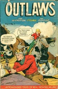 Cover Thumbnail for Outlaws (D.S. Publishing, 1948 series) #v1#1