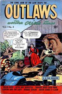 Cover Thumbnail for Outlaws (D.S. Publishing, 1948 series) #v1#4