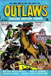 Cover Thumbnail for Outlaws (D.S. Publishing, 1948 series) #v1#5