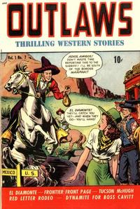 Cover Thumbnail for Outlaws (D.S. Publishing, 1948 series) #v1#7