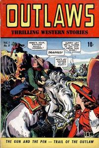 Cover Thumbnail for Outlaws (D.S. Publishing, 1948 series) #v1#8