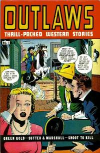 Cover Thumbnail for Outlaws (D.S. Publishing, 1948 series) #v1#9
