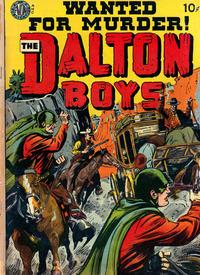 Cover Thumbnail for The Dalton Boys (Avon, 1951 series) #1