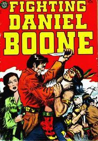 Cover Thumbnail for Fighting Daniel Boone (Avon, 1953 series)