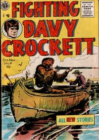 Cover Thumbnail for Fighting Davy Crockett (Avon, 1955 series) #9