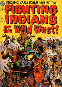 Cover Thumbnail for Fighting Indians of the Wild West! (Avon, 1952 series) #2