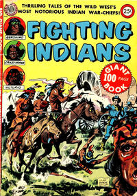 Cover Thumbnail for Fighting Indians of the Wild West Annual (Avon, 1952 series) #1