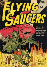 Cover Thumbnail for Flying Saucers (Avon, 1950 series) #1