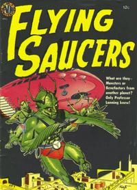 Cover Thumbnail for Flying Saucers (Avon, 1952 series)