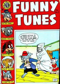 Cover Thumbnail for Funny Tunes (Avon, 1953 series) #2