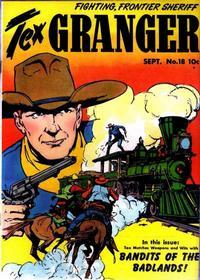 Cover Thumbnail for Tex Granger Adventure Magazine (Parents' Magazine Press, 1948 series) #18