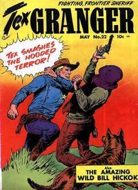 Cover Thumbnail for Tex Granger Adventure Magazine (Parents' Magazine Press, 1948 series) #22
