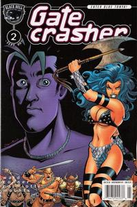 Cover Thumbnail for Gatecrasher (Black Bull, 2000 series) #2
