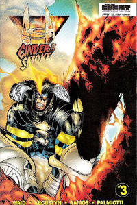 Cover Thumbnail for Ash: Cinder & Smoke (Event Comics, 1997 series) #3 [Cover by Humberto Ramos]