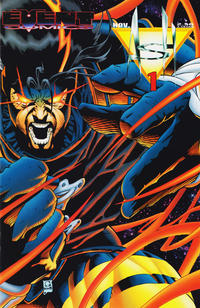 Cover Thumbnail for Ash (Event Comics, 1994 series) #1