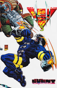Cover Thumbnail for Ash (Event Comics, 1994 series) #3