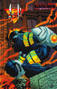 Cover Thumbnail for Ash (Event Comics, 1994 series) #4