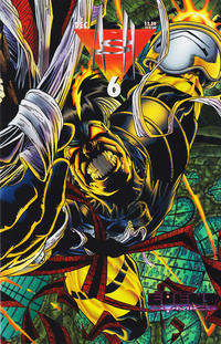 Cover Thumbnail for Ash (Event Comics, 1994 series) #6