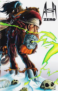 Cover Thumbnail for Ash (Event Comics, 1994 series) #0