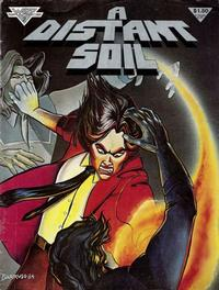 Cover Thumbnail for A Distant Soil (WaRP Graphics, 1983 series) #2