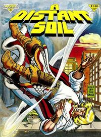 Cover Thumbnail for A Distant Soil (WaRP Graphics, 1983 series) #3