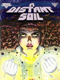 Cover Thumbnail for A Distant Soil (WaRP Graphics, 1983 series) #4