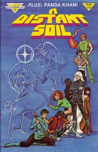 Cover Thumbnail for A Distant Soil (WaRP Graphics, 1983 series) #7