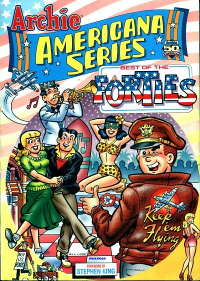 Cover for Archie Americana Series (Archie, 1991 series) #1 - Best of the Forties