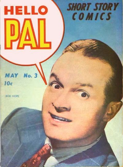 Cover for Hello Pal Comics (Harvey, 1943 series) #3