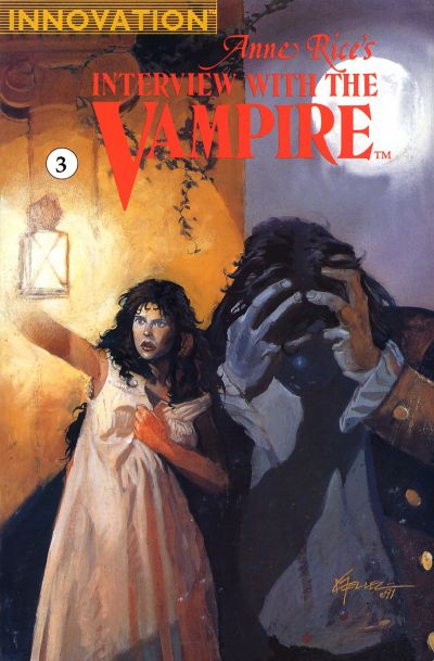 Cover for Anne Rice's Interview with the Vampire (Innovation, 1991 series) #3