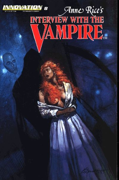 Cover for Anne Rice's Interview with the Vampire (Innovation, 1991 series) #8