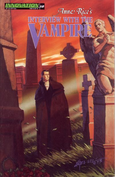 Cover for Anne Rice's Interview with the Vampire (Innovation, 1991 series) #12