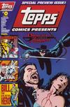 Cover for Topps Comics Presents (Topps, 1993 series) #0