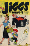 Cover for Jiggs & Maggie (Harvey, 1953 series) #22