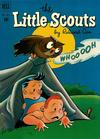 Cover for Little Scouts (Dell, 1951 series) #2