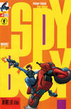Cover for SpyBoy (Dark Horse, 1999 series) #1