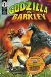 Cover for Godzilla vs. Barkley (Dark Horse, 1993 series)