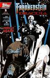 Cover for The Frankenstein / Dracula War (Topps, 1995 series) #1