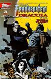 Cover for The Frankenstein / Dracula War (Topps, 1995 series) #3