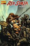 Cover Thumbnail for Red Sonja: One More Day (2005 series)  [Cover B]