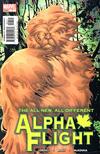 Cover for Alpha Flight (Marvel, 2004 series) #7