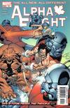 Cover for Alpha Flight (Marvel, 2004 series) #10