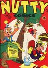 Cover for Nutty Comics (Harvey, 1945 series) #4