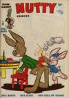 Cover for Nutty Comics (Harvey, 1945 series) #6