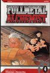 Cover for Fullmetal Alchemist (Viz, 2005 series) #4