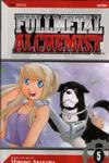 Cover for Fullmetal Alchemist (Viz, 2005 series) #5