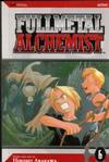 Cover for Fullmetal Alchemist (Viz, 2005 series) #6