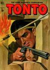 Cover for The Lone Ranger's Companion Tonto (Dell, 1951 series) #3